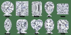 diamond-shapes